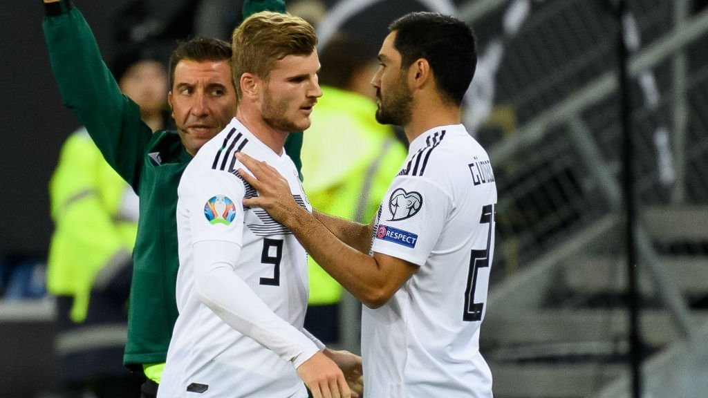 Gundogan reveals how Man City reacted to Werner joining Chelsea