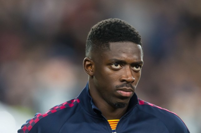Man Utd to move for Ousmane Dembele as Sancho alternative