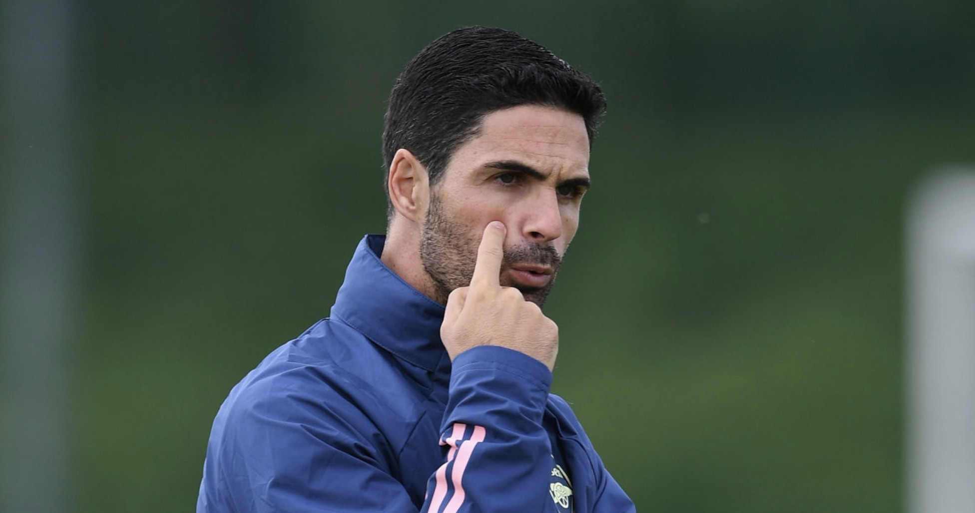 Mikel Arteta confirms players will leave the Emirates in January