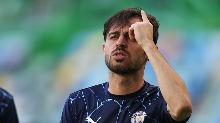 Bernardo Silva lashes out at 'pathetic' Liverpool fans for mocking City's CL exit