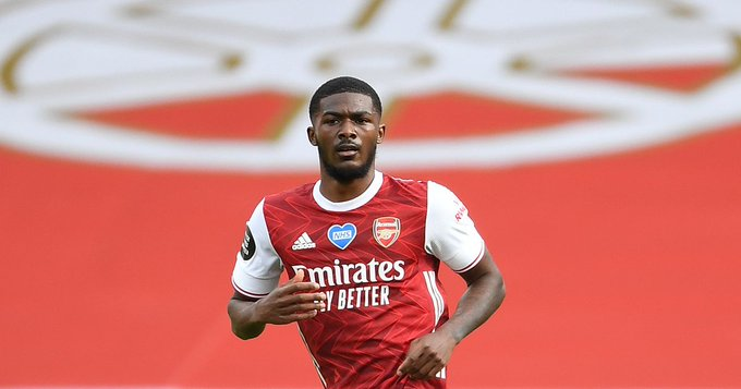Arsenal overrule Arteta after disagreement over Ainsley Maitland-Niles