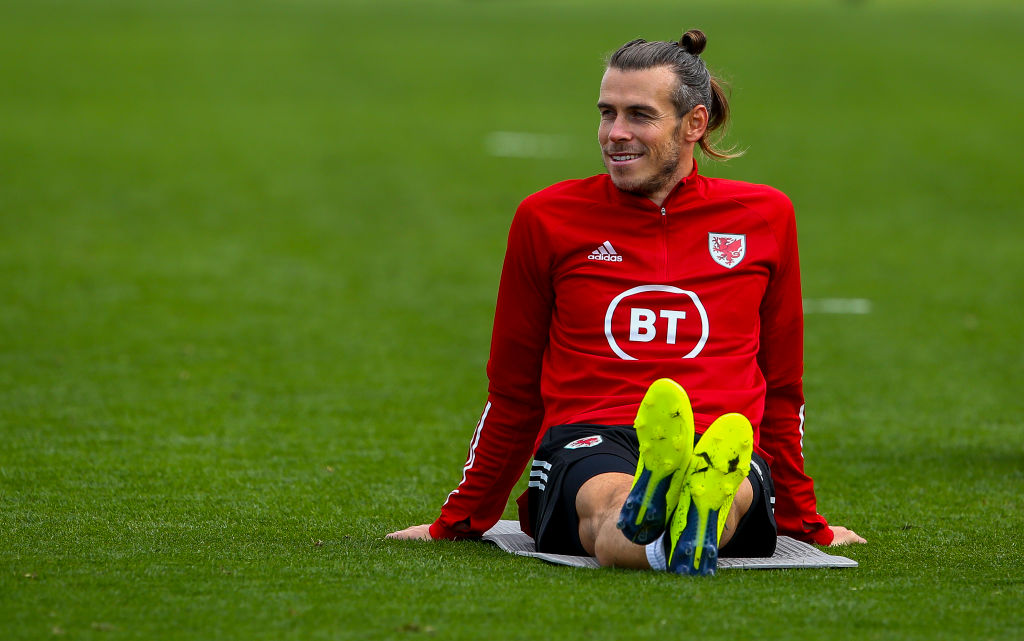 Gareth Bale has transfer interest from Man Utd as Madrid confirm bid was made