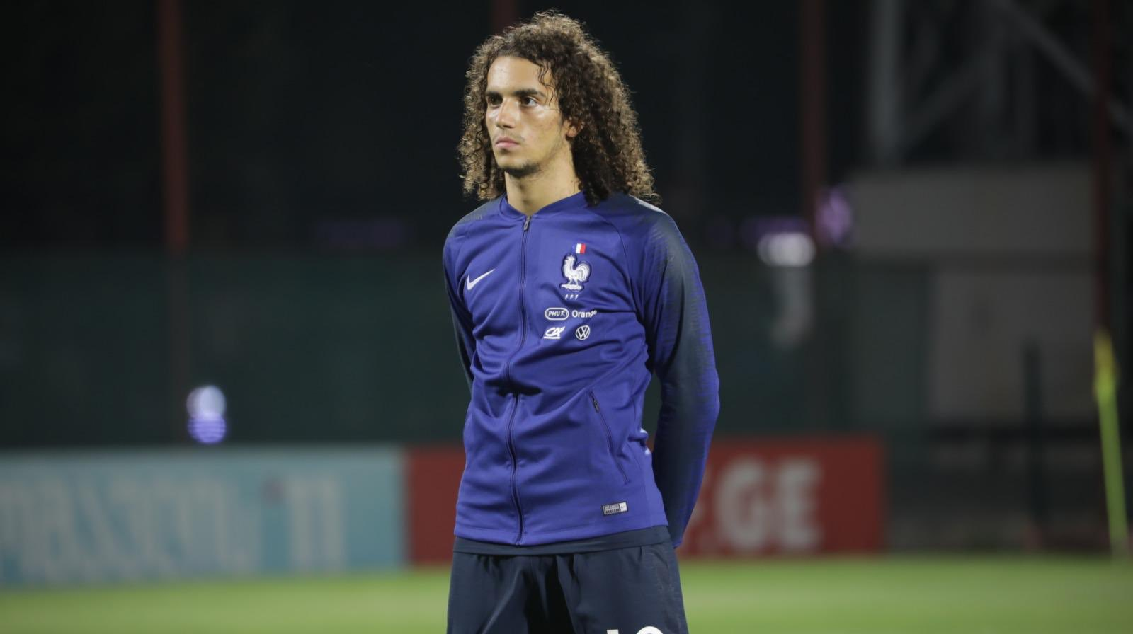 Guendouzi sends message to Arteta over Arsenal return