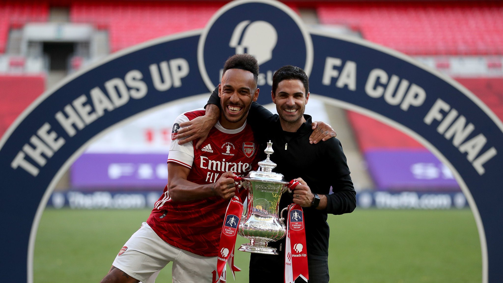 Mikel Arteta plots two transfers after Aubameyang signs three-year deal