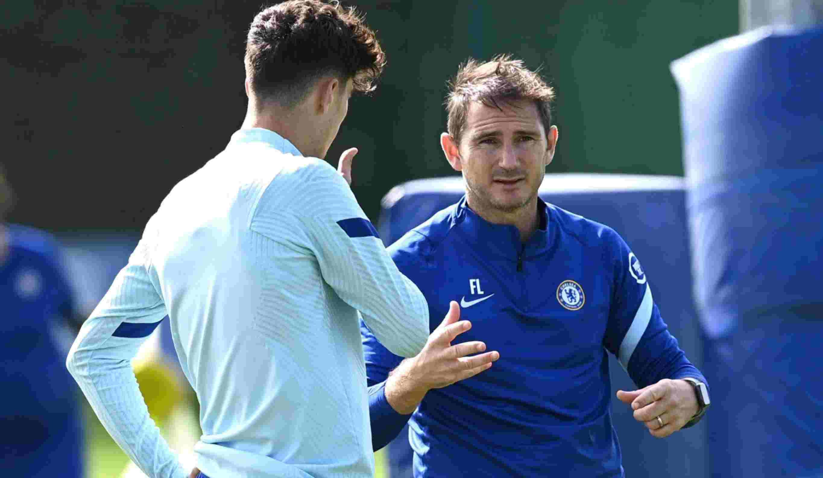 Lampard confirms Pulisic & three Chelsea summer signings will miss Liverpool clash