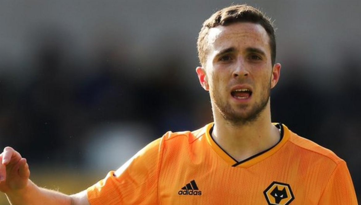 Liverpool sign Diogo Jota for £45m from Wolves on a five-year deal