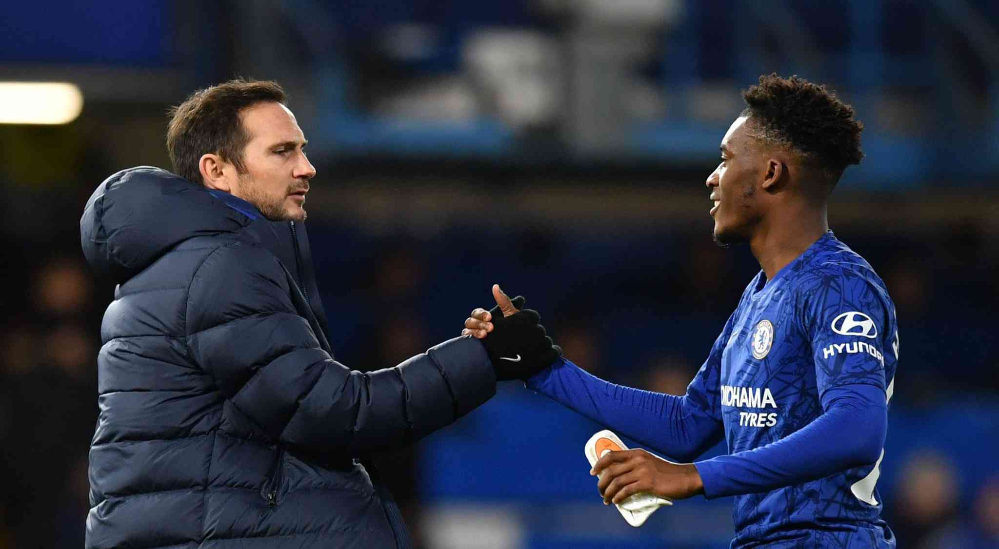 Hudson-Odoi to hold talks with Lampard & could leave Chelsea