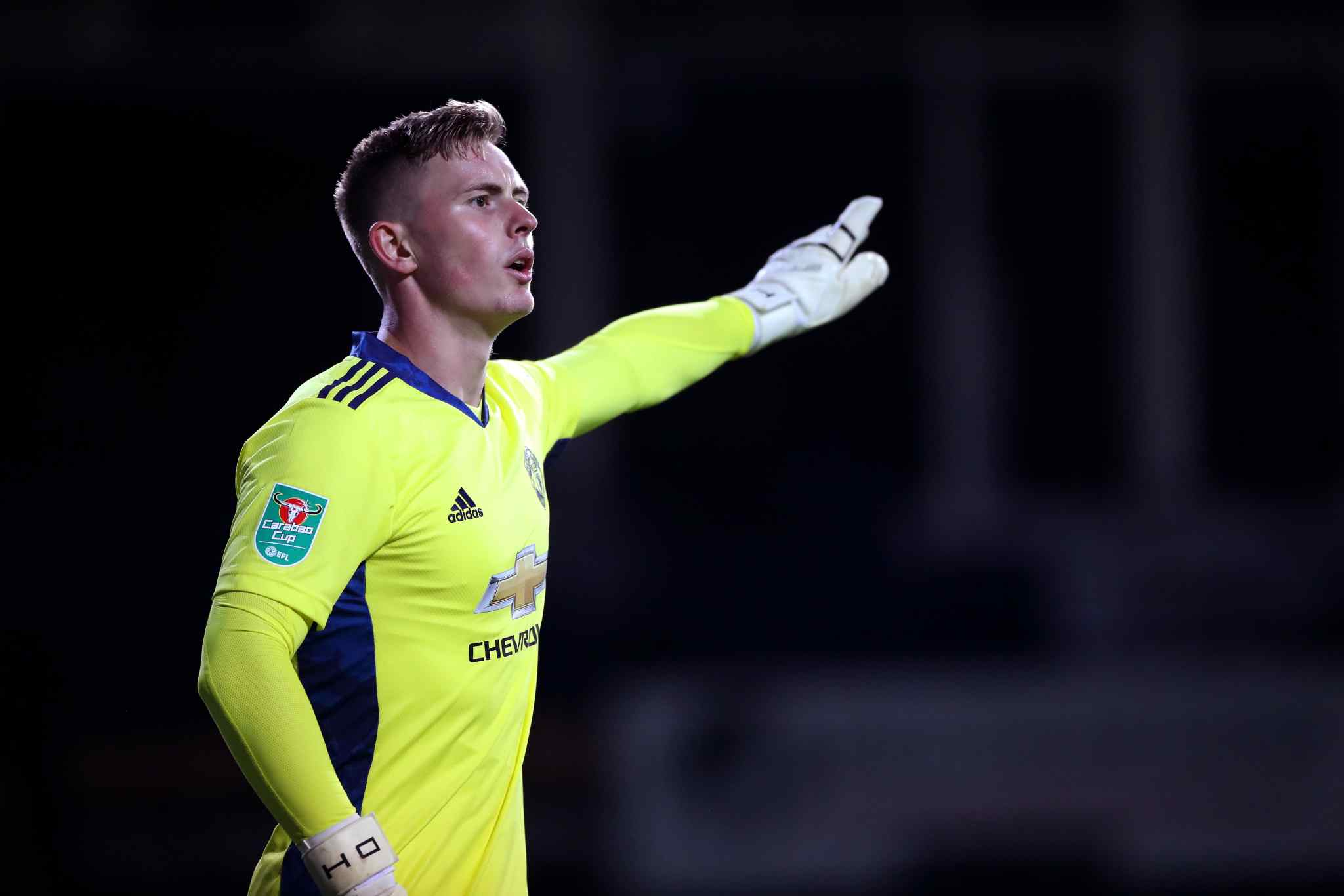 Solskjaer rates Dean Henderson after Man Utd debut vs Luton Town