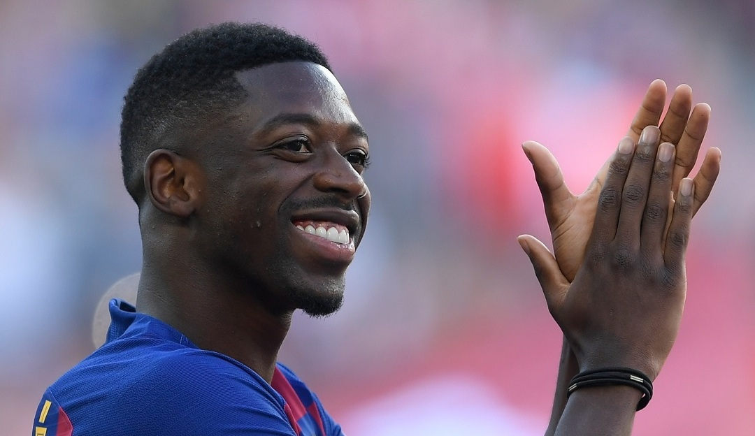 Ousmane Dembele responds to Man Utd & Liverpool transfer interest