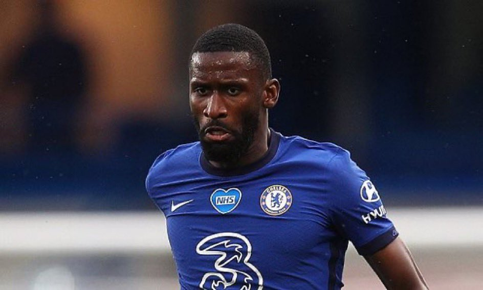 Barcelona leading race to sign Chelsea outcast Antonio Rudiger