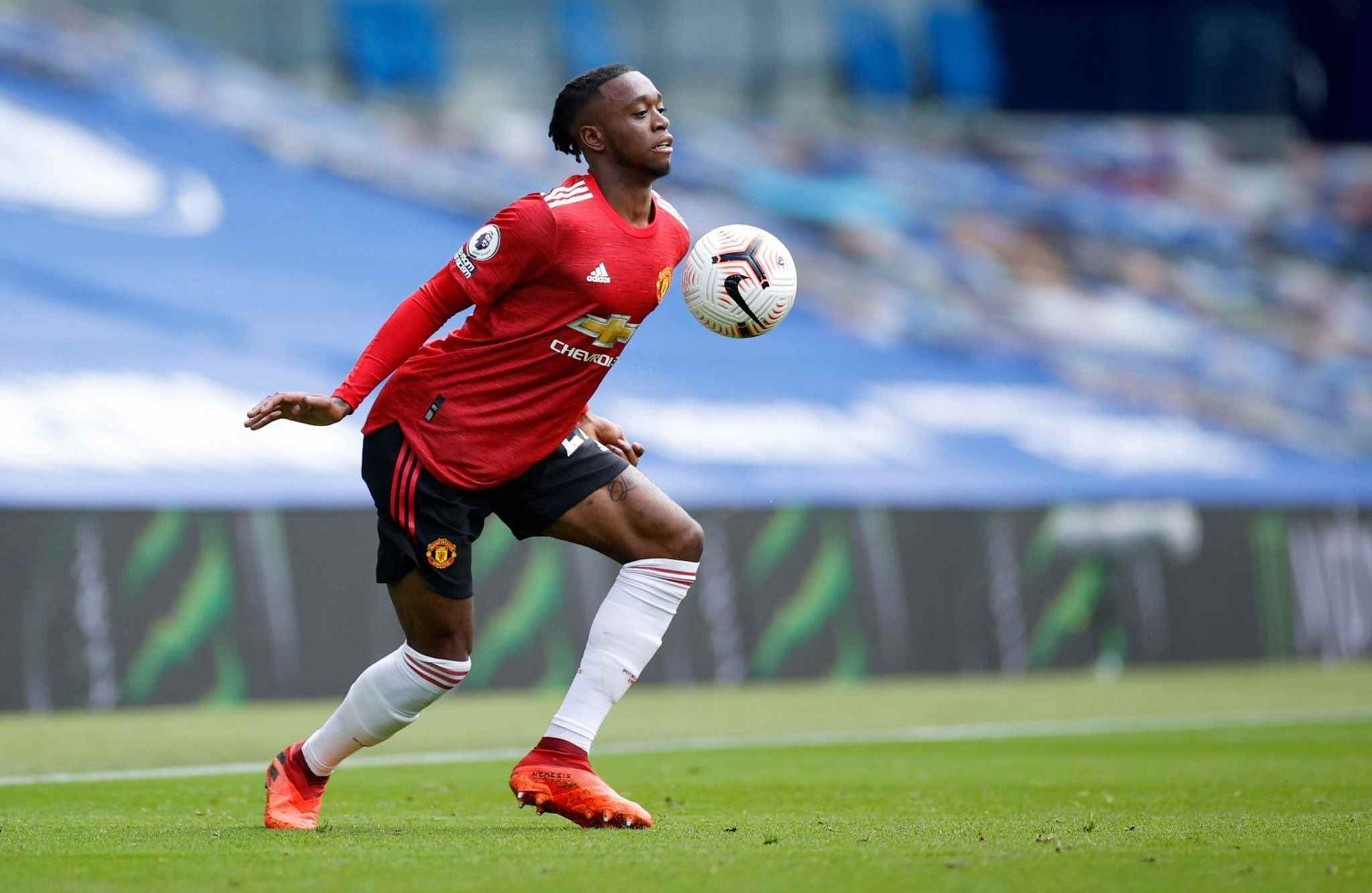 'I was screaming!' – Joe Cole slams Aaron Wan-Bissaka after Man Utd's win at Brighton