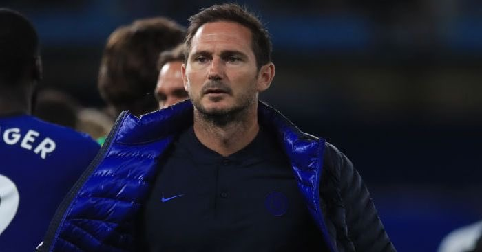 Frank Lampard singles out two Chelsea players after West Brom draw