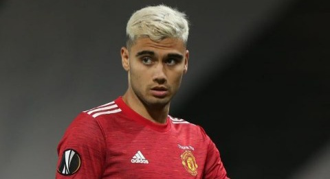Man Utd star Andreas Pereira set to join Lazio on loan with £24m option to buy