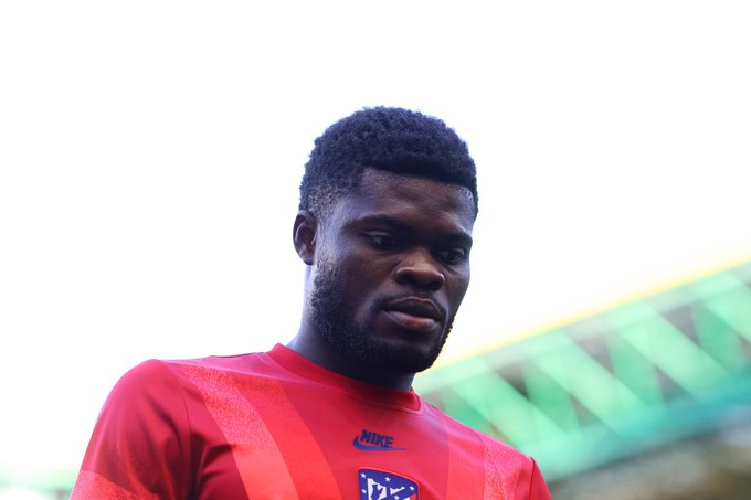 Atletico Madrid rejected two Arsenal players in Thomas Partey talks