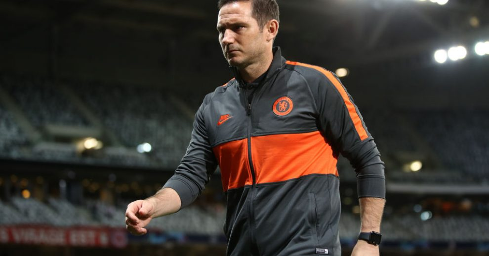 Frank Lampard fires back at Mourinho over Carabao Cup complaints