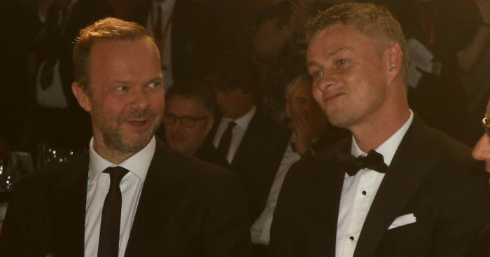 Solskjaer & Woodward clash over plan to sell Man Utd star to fund Sancho move