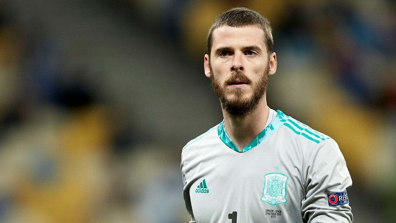 David De Gea defended after yet another costly mistake for Spain
