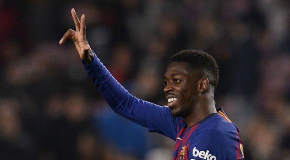 Ousmane Dembele in U-turn over Barcelona stay as Man Utd open talks