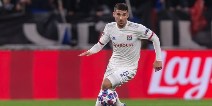 Houssem Aouar explains why he rejected Arsenal to stay at Lyon