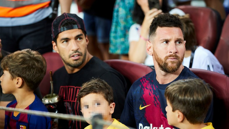"""Luis Suarez slams Barcelona for """"strange things"""" that angered Lionel Messi"""