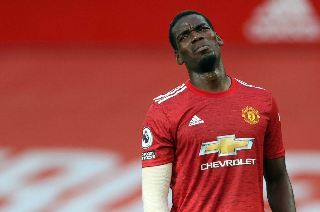 Real Madrid respond to Pogba's Man Utd exit hint