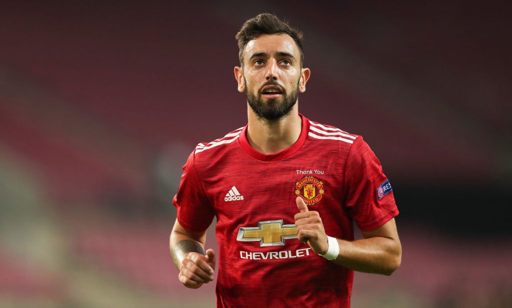 Bruno Fernandes furious with Man Utd over transfer failure