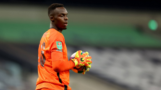 Edouard Mendy explains relationship with Chelsea goalkeeping rival Kepa