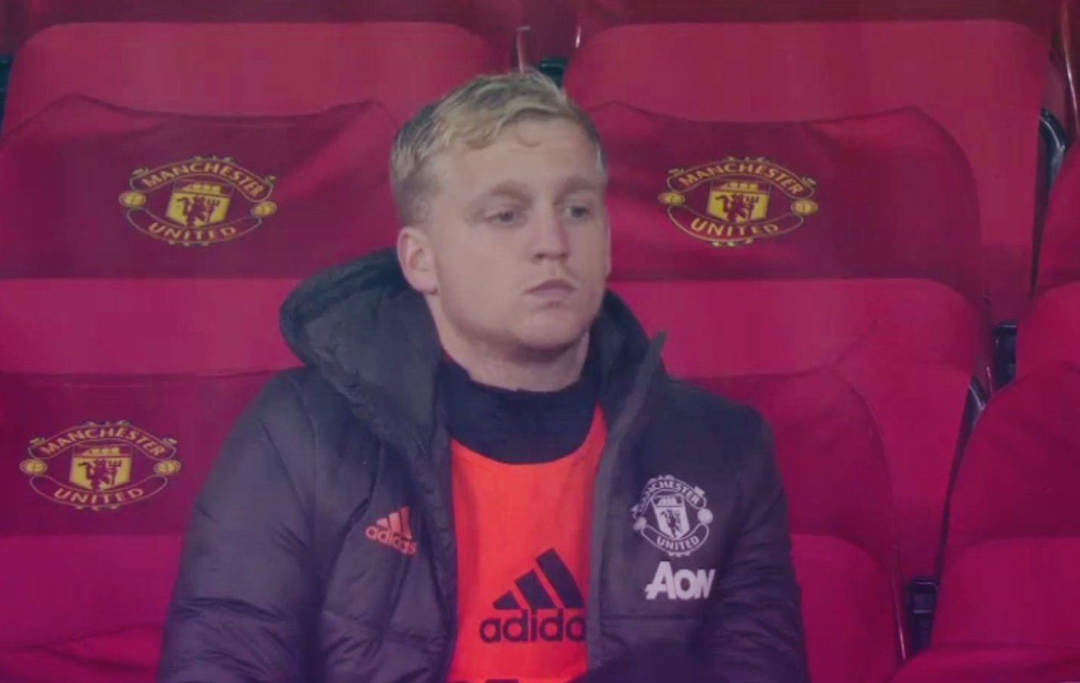 Solskjaer hits back at critics as he defends leaving Van de Beek on bench