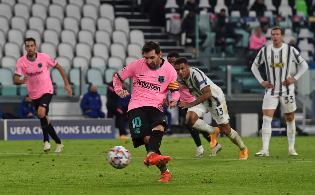 Barcelona mock Cristiano Ronaldo & Juventus after Champions League win