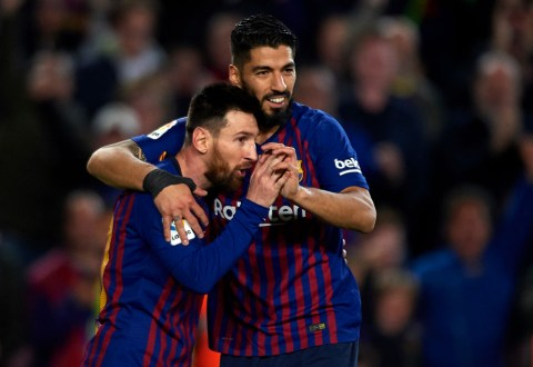 Luis Suarez says Barcelona sold him because of Messi
