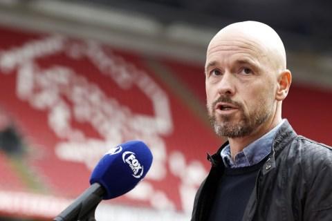 Ajax boss Erik ten Hag fires back at criticism from Jurgen Klopp