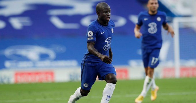 N'Golo Kante frustrated with Lampard for rejecting request
