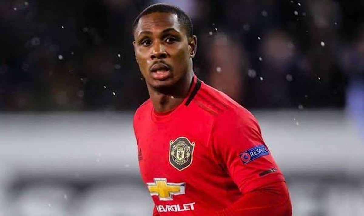 Odion Ighalo among five players set to leave Man Utd