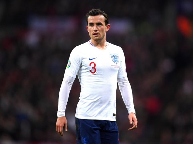 Ben Chilwell hopeful of quick return after back spasm in England defeat