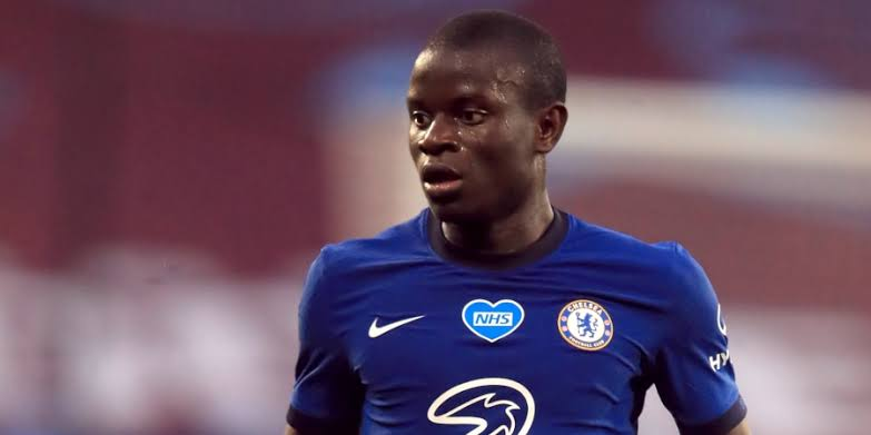 Kante rates Chelsea's title chances under Lampard