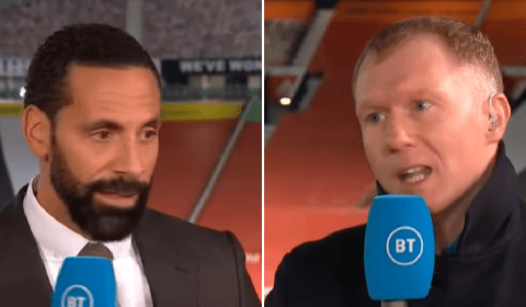Scholes & Ferdinand urge Solskjaer to ditch Man Utd player after West Brom victory