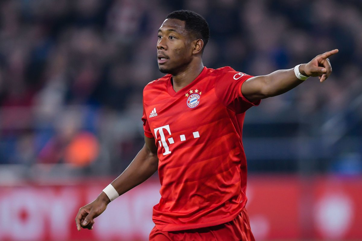 David Alaba's agent to begin talks with Chelsea as he prepares to leave Bayern