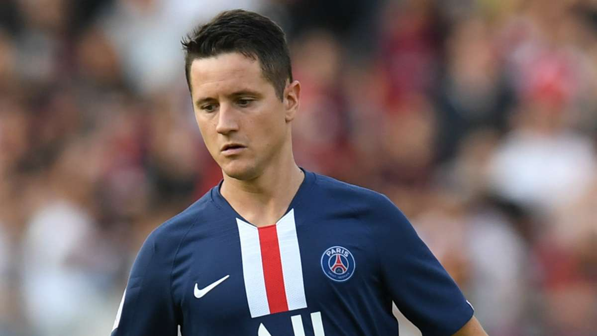 Herrera 'died in the dressing room', claims PSG boss Tuchel after Rennes win