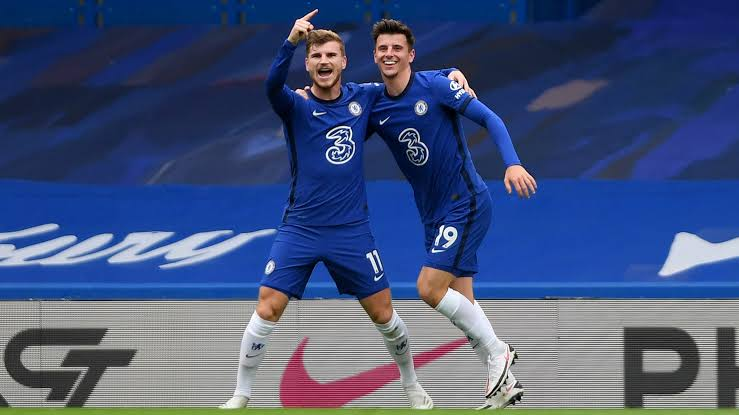 Werner and mason Mount