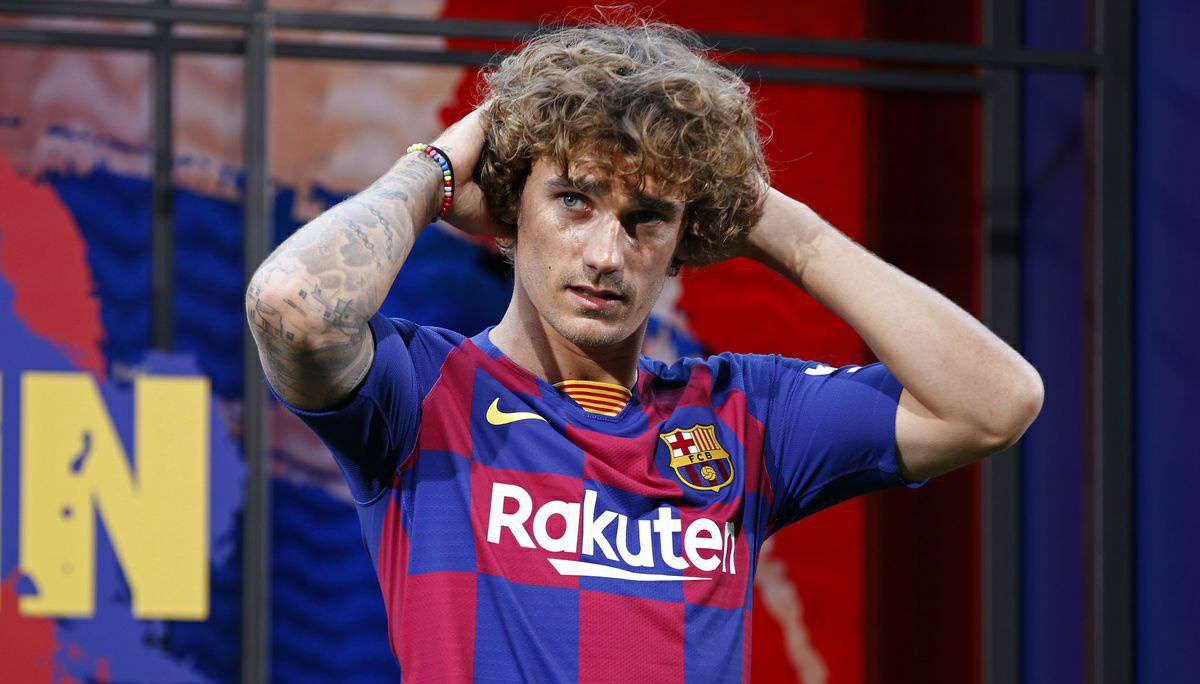 Griezmann reveals who to blame for Barcelona's 3-0 defeat to Juventus