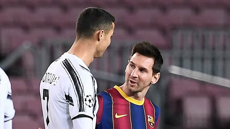 Cristiano Ronaldo: 'It's a great privilege to play against Lionel Messi'