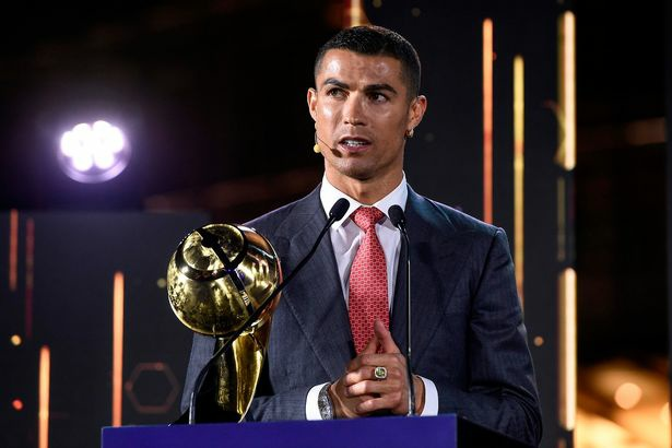 Cristiano Ronaldo beats Lionel Messi to win Player of the Century award