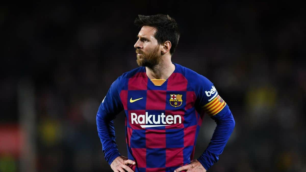 Lionel Messi reveals the two clubs he can never play for