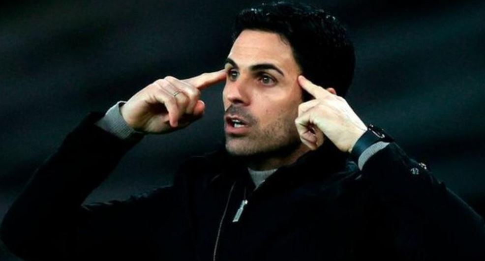 Mikel Arteta names the strongest squad in the Premier League