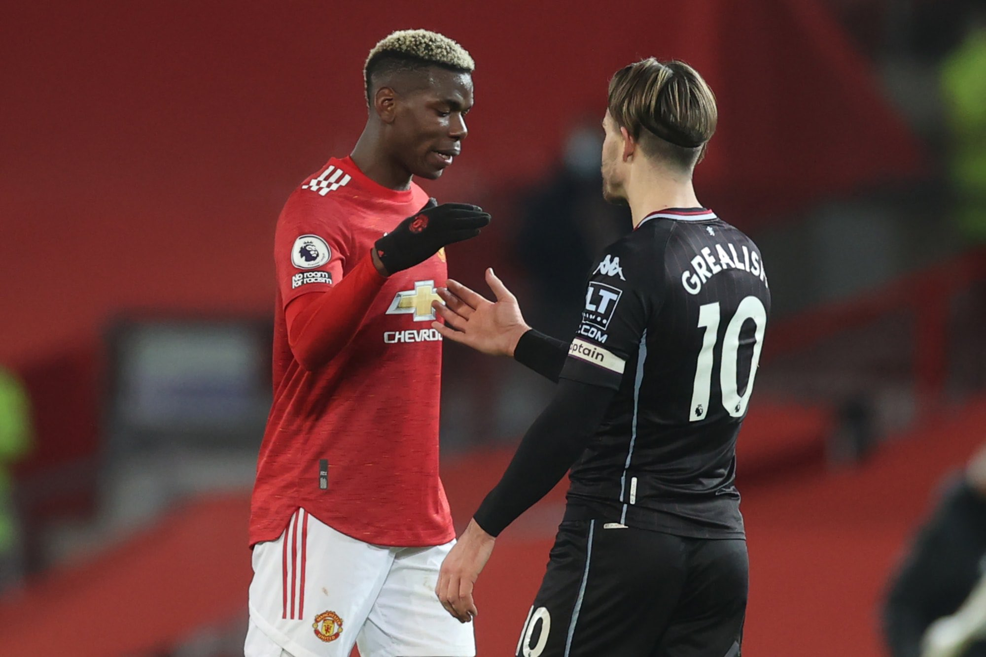 Ferdinand begs Man Utd to sign Jack Grealish & says he doesn't care if Pogba leaves