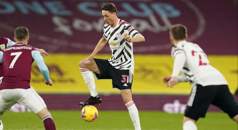 Nemanja Matic fires warning at Liverpool after Man Utd's 1-0 win over Burnley