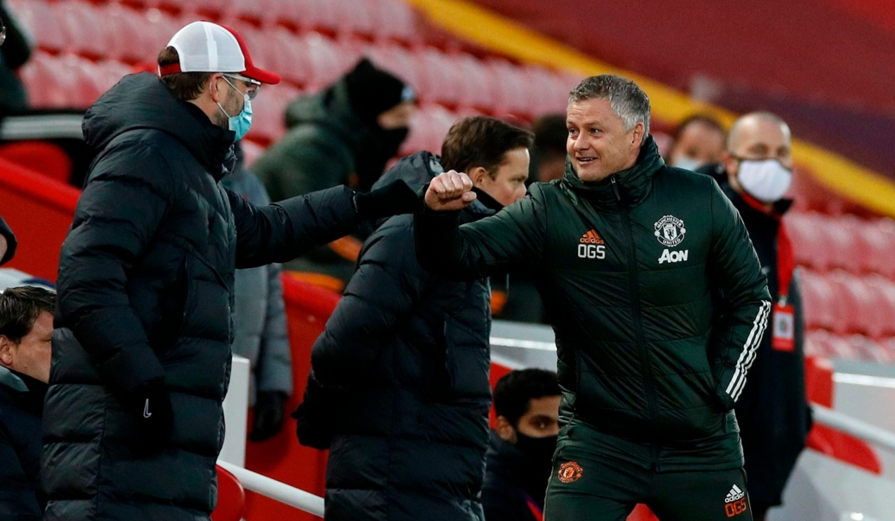 Solskjaer fires warning to Liverpool for next time Man Utd visit Anfield