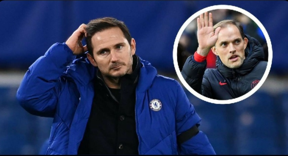 Frank Lampard to be sacked by Chelsea today, Thomas Tuchel lined up as replacement