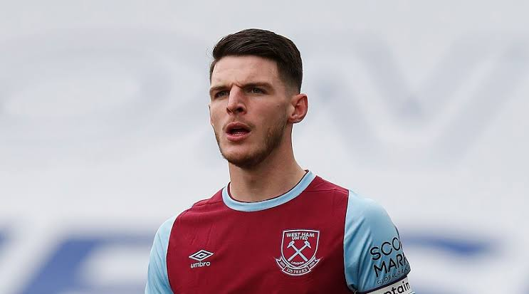 Lampard angered Chelsea's board by repeatedly demanding Declan Rice transfer