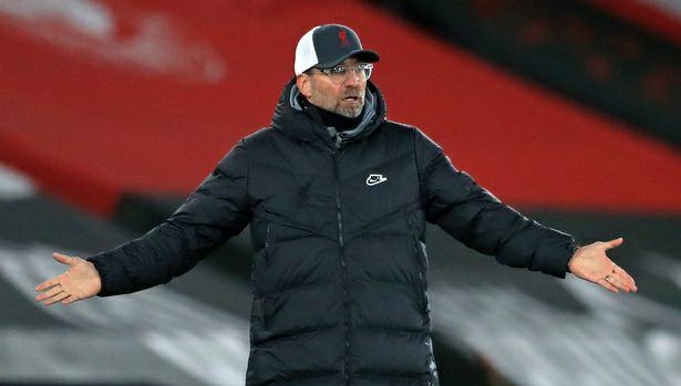 FA make decision on Jurgen Klopp after Man Utd penalties comment